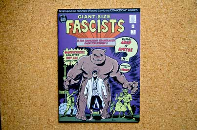 Giant Size Fascists 1